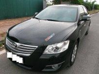Cần bán xe Toyota Camry 2.4G 2007, màu đen