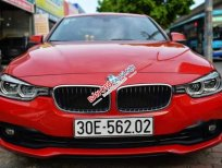 Xe BMW 3 Series 320i đời 2015, màu đỏ, xe nhập