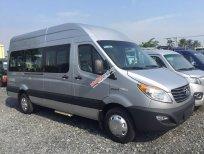 Xe du lịch 16 chỗ nhãn hiệu JAC M628 2019, giá đại lý miền nam cạnh tranh