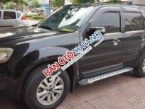 Bán Ford Escape AT đời 2010, màu đen, xe chính chủ