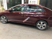 Chính chủ cần bán Honda City 1.5 MT đời 2016, màu đỏ, 515tr