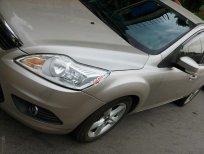 Bán ô tô Ford Focus 1.8AT Hatchback SX 2011, màu vàng 1 chủ từ đầu