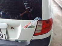 Bán xe Hyundai Getz 1.4AT đời 2011, màu trắng, nhập khẩu xe gia đình