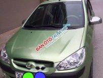 Bán gấp Hyundai Getz 1.4AT 2007, màu xanh lục, xe nhập