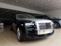 Bán Rolls-Royce Ghost Series II màu đen sản xuất 2015 đăng ký cá nhân