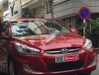 Cần bán xe Hyundai Accent 1.4 AT năm sản xuất 2015, màu đỏ, nhập khẩu