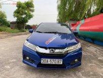 Bán Honda City 1.5AT sản xuất năm 2014, màu xanh lam, số tự động