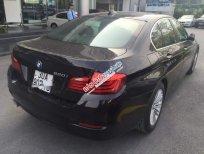 Bán BMW 520i 2015, màu đen, nhập khẩu