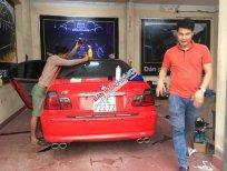 Bán BMW 318i đời 2004, màu đỏ, nhập khẩu