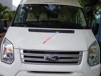 Cần bán lại xe Ford Transit Dcar Limousine năm 2014, màu trắng như mới, giá chỉ 710 triệu