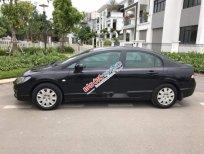 Cần bán xe Honda Civic 1.8MT đời 2010, màu đen, giá 358tr
