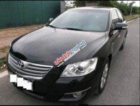 Bán xe Toyota Camry 2.4G sản xuất năm 2007, màu đen, xe đã qua sử dụng