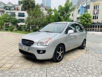 Cần bán Kia Carens 2.0AT đời 2010, màu bạc