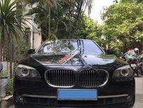 Bán BMW 7 Series 740Li đời 2010, màu đen, nhập khẩu