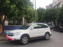 Cần bán xe Honda CRV 2.0 năm 2010, màu trắng, nhập khẩu, chính chủ, nữ sử dụng