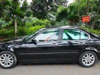 Xe BMW 3 Series 318i năm sản xuất 2004, màu đen, nhập khẩu chính chủ