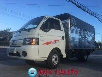 Xe tải Jac X125 1.25 tấn thùng dài 3m2