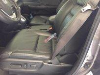 Bán ô tô Honda CR V, động cơ xăng 2.4L, sản xuất 2014, màu xám