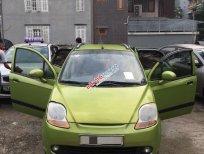 Bán Chevrolet Spark LT đời 2009, màu xanh đi 10 vạn, chính chủ, giá 95tr