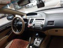 Bán Honda Civic 1.8 AT sản xuất năm 2010, màu trắng, giá 385tr