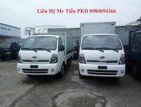 Xe tải KIA thaco K200 tải 1,9 tấn các loại thùng bạt,kín, giá tốt