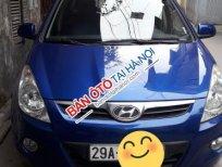 Cần bán xe Hyundai i20 1.4 AT đời 2010, màu xanh lam