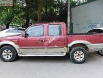 Bán ô tô Ford Ranger XLT đời 2002, màu đỏ