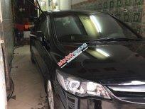 Bán Honda Civic 2.0 sản xuất năm 2009, màu đen, gầm đầm chắc và 4 giảm sóc thay tất cả lúc tết nguyên đán