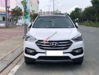 Bán Hyundai Santa Fe 2.2 CRDi sản xuất năm 2018, màu trắng