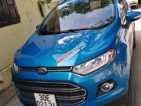 Bán Ford EcoSport 1.5AT đời 2016, màu xanh lam, chính chủ