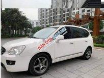 Xe Kia Carens 2.0 AT năm 2011, màu trắng xe gia đình