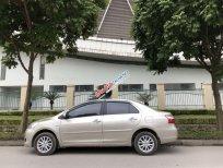 Chính chủ bán Toyota Vios E đời 2010, màu vàng cát