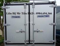 Cần bán xe tải KIA K250 tải 2.4 tấn đủ các loại thùng lửng, mui bạt, kín, ben, giá tốt, hỗ trợ trả góp