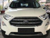 Cần bán xe Ford EcoSport 1.5L Titanium 2019, màu trắng, 600 triệu