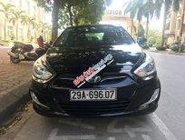 Bán xe Hyundai Accent đời 2012, màu đen, nhập khẩu nguyên chiếc, giá tốt 399 triệu đồng