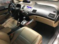 Bán Honda Civic 1.8 AT đời 2010, màu xám còn mới