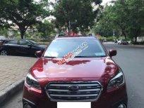 Subaru 2.5 Outback màu đỏ sản xuất 2015, nhập Nhật, biển Hà Nội