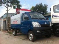 Bán ô tô tải Veam Star 2019 tải trọng 860kg thùng dài 2m42, màu xanh lam