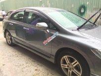 Cần bán lại Honda Civic 2.0 sản xuất 2010, màu xám, giá tốt