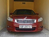 Bán xe gia đình Honda Accord 2.4AT, biển Hà Nội số đẹp