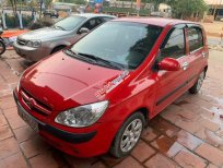 Bán Hyundai Getz MT đời 2008, màu đỏ, xe nhập