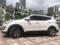 Cần bán xe Hyundai Santa Fe 2.4 đời 2016, màu trắng