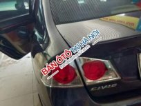 Cần bán Honda Civic 2.0AT đời 2007, màu đen, giá tốt