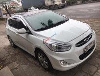 Bán Hyundai Accent 1.4AT 2015, màu trắng, nhập khẩu