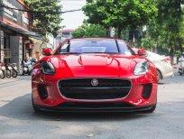 Bán ô tô Jaguar F Type đời 2018, màu đỏ, nhập khẩu