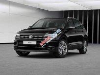 Bán Volkswagen Tiguan allspace năm 2019, màu đen, nhập khẩu
