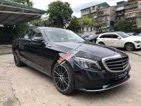 Bán xe Mercedes C200 Exclusive model 2019, màu đen, nội thất be mới chạy 6000 km giá rẻ, bảo hành chính hãng