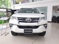 Bán xe Toyota Fortuner 2.4G 2020, màu trắng