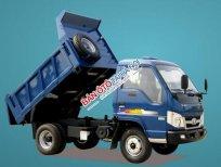 Giá xe Ben Thaco FD250. E4 tải trọng 2,49 tấn Trường Hải 2.1m3 ở Hà Nội. LH: 098.253.6148