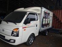 Bán Hyundai Porter II 2014, màu trắng, xe nhập, 1 tấn